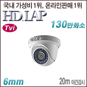[TVi-1.3M] [HD.LAP] HTD-1108R [6mm 20m IR]