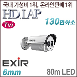 [TVi-1.3M] [HD.LAP] HTO-1128R [6mm 80m IR]